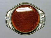 AMBER REFLECTOR P/N MS35387-2