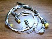 WIRING HARNESS, BRANCH P/N 304715-1, NSN 6150 01 328 5256, 304715-1, 6150 01 328 5256